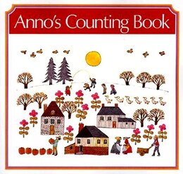 Book Anno's Counting Book Big Book by Mitsumasa Anno