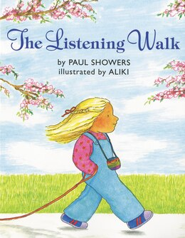 Book The Listening Walk by Paul Showers