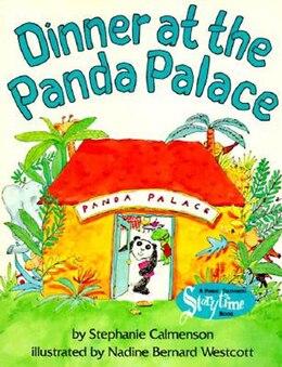 Book Dinner At The Panda Palace by Stephanie Calmenson