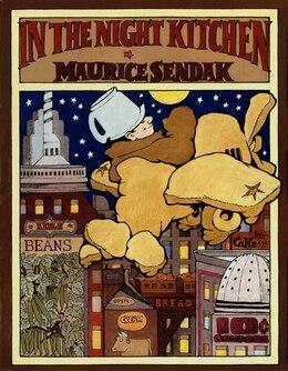 Book In The Night Kitchen by Maurice Sendak