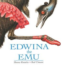 Book Edwina The Emu by Sheena Knowles