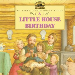 Book A Little House Birthday by Laura Ingalls Wilder