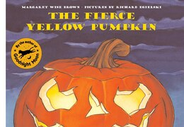 Book The Fierce Yellow Pumpkin by Margaret Wise Brown