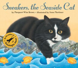 Book Sneakers, The Seaside Cat by Margaret Wise Brown