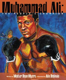 Book Muhammad Ali: The People's Champion by Walter Dean Myers