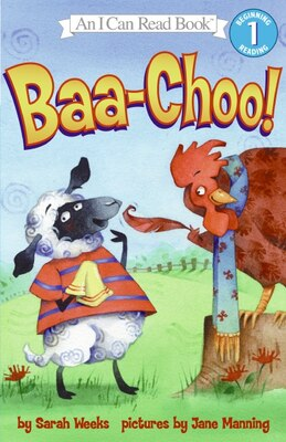 Book Baa-choo! by Sarah Weeks