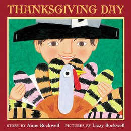 Book Thanksgiving Day by Anne Rockwell