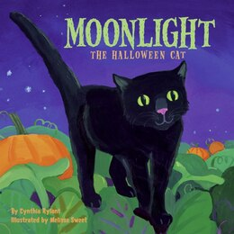 Book Moonlight: The Halloween Cat by Cynthia Rylant