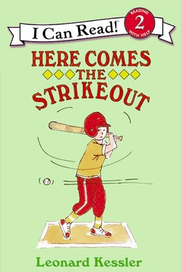 Book Here Comes The Strikeout by Leonard Kessler