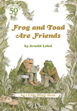 Book Frog and Toad Are Friends by Arnold Lobel
