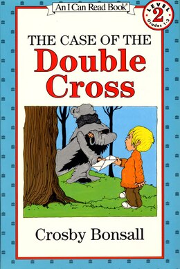 Book The Case Of The Double Cross by Crosby Bonsall