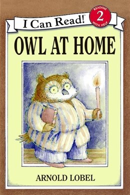 Book Owl At Home by Arnold Lobel