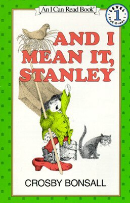 Book And I Mean It, Stanley by Crosby Bonsall