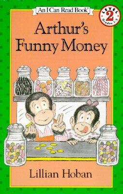 Book Arthur's Funny Money by Lillian Hoban