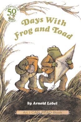 Book Days with Frog and Toad by Arnold Lobel