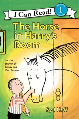 Book The Horse in Harry's Room by Syd Hoff