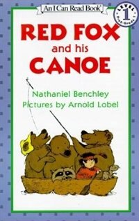 Book Red Fox And His Canoe by Nathaniel Benchley