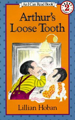 Book Arthur's Loose Tooth by Lillian Hoban