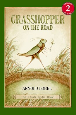 Book Grasshopper On The Road by Arnold Lobel