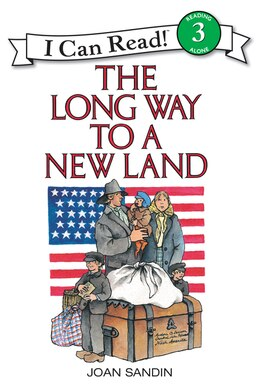 Book The Long Way To A New Land by Joan Sandin