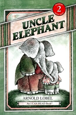Book Uncle Elephant by Arnold Lobel