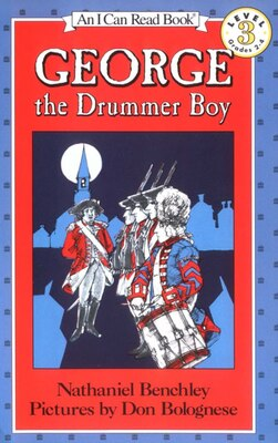 Book George The Drummer Boy by Nathaniel Benchley