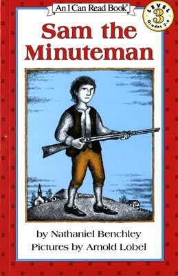 Book Sam the Minuteman by Nathaniel Benchley