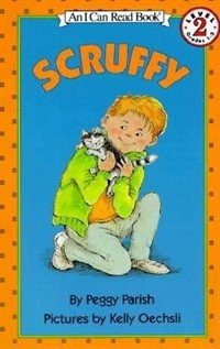 Book Scruffy by Peggy Parish