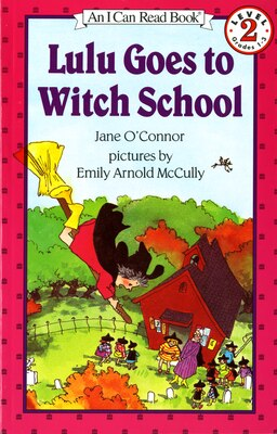 Book Lulu Goes To Witch School by Jane O'Connor