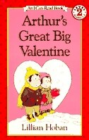 Book Arthur's Great Big Valentine by Lillian Hoban