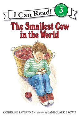 Book The Smallest Cow In The World by Katherine Paterson