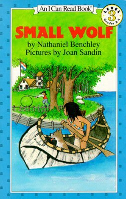 Book Small Wolf by Nathaniel Benchley