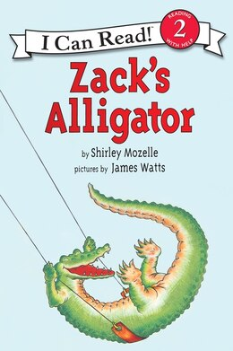 Book Zack's Alligator by Shirley Mozelle