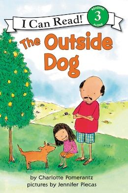Book The Outside Dog by Charlotte Pomerantz
