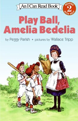 Book Play Ball, Amelia Bedelia by Peggy Parish