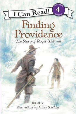 Book Finding Providence: The Story Of Roger Williams by Avi