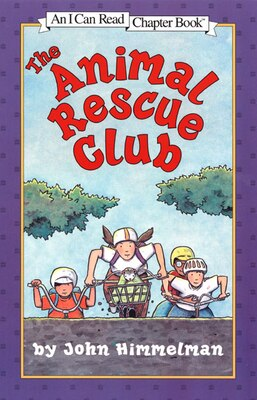 Book The Animal Rescue Club by John Himmelman