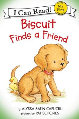 Book Biscuit Finds A Friend by Alyssa Satin Capucilli