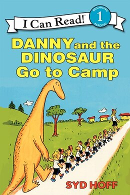 Book Danny And The Dinosaur Go To Camp by Syd Hoff