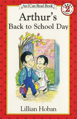 Book Arthur's Back To School Day by Lillian Hoban