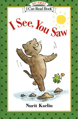 Book I See, You Saw by Nurit Karlin