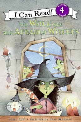 Book The Witch Who Was Afraid Of Witches by Alice Low