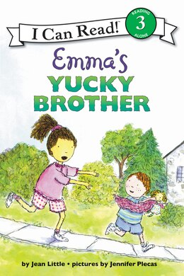 Book Emma's Yucky Brother by Jean Little