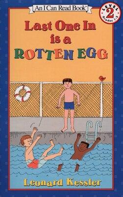 Book Last One In Is A Rotten Egg by Leonard Kessler