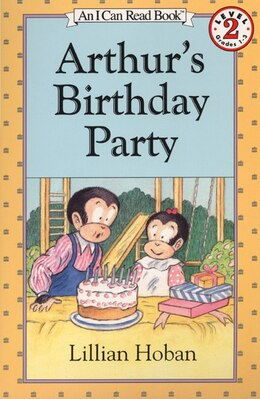 Book Arthur's Birthday Party by Lillian Hoban