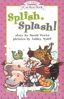 Book Splish, Splash! by Sarah Weeks