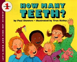 Book How Many Teeth? by Paul Showers