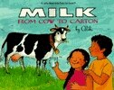 Book Milk From Cow To Carton by Aliki