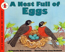 Book A Nest Full Of Eggs by Priscilla Belz Jenkins