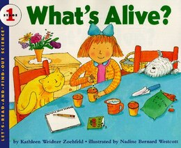 Book What's Alive? by Kathleen Weidner Zoehfeld
